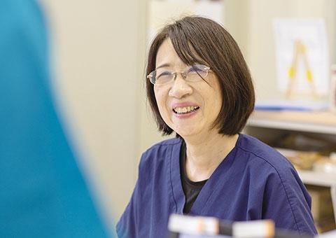 精神科/認知症センター長 坂戸 美和子