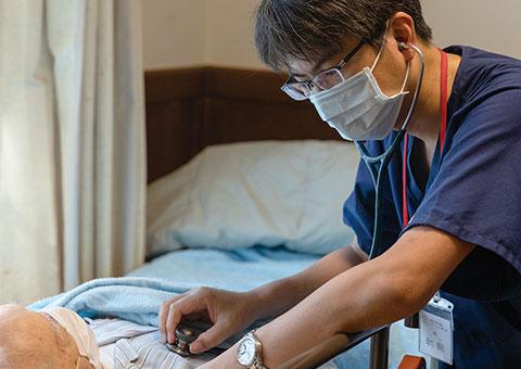 総合診療科 / 緩和ケア科 センター長 田代 雅紀