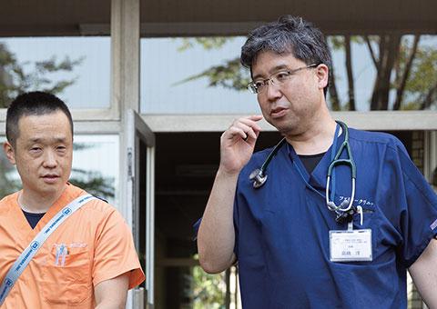 総合診療科/リハビリテーション科センター長 高橋 洋