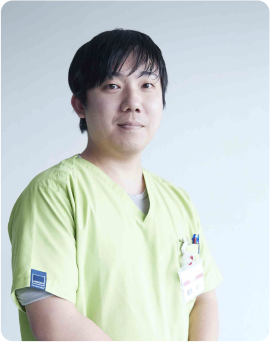 相談員・看護助手チームスタッフ